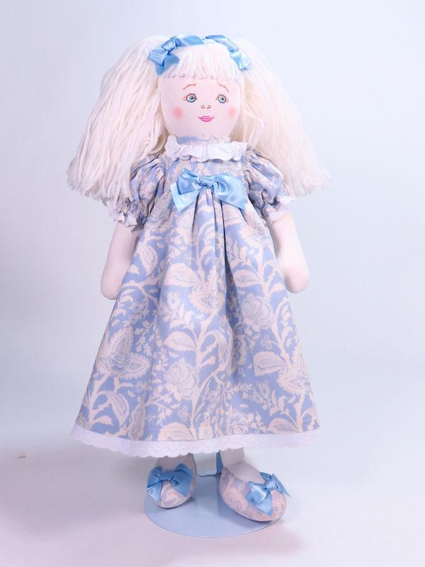 Yvette 47cm Rag Doll