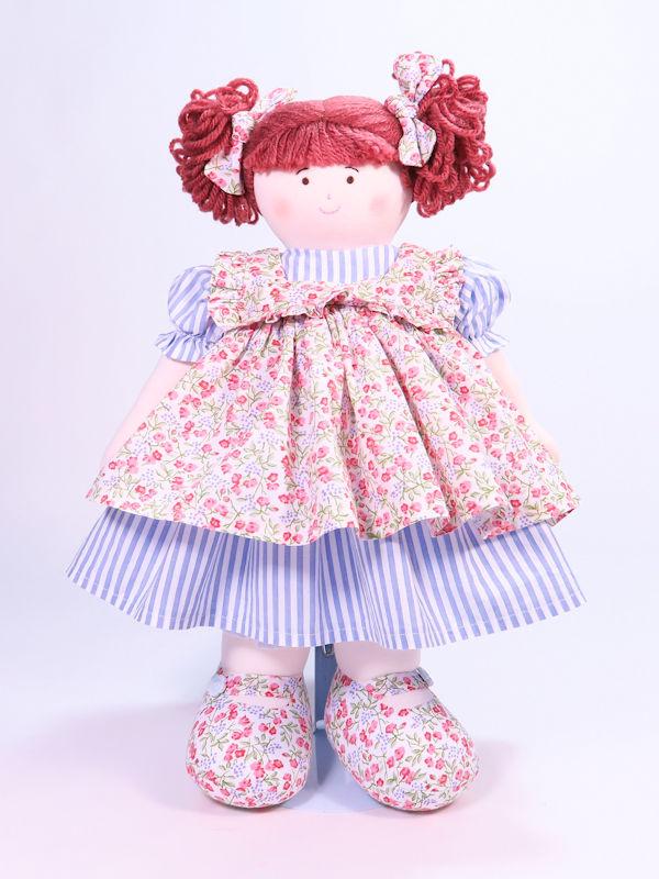 Heather 39cm Rag Doll