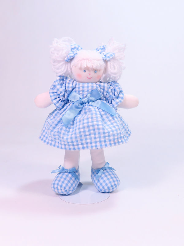 Mini Betty 21cm Rag Doll
