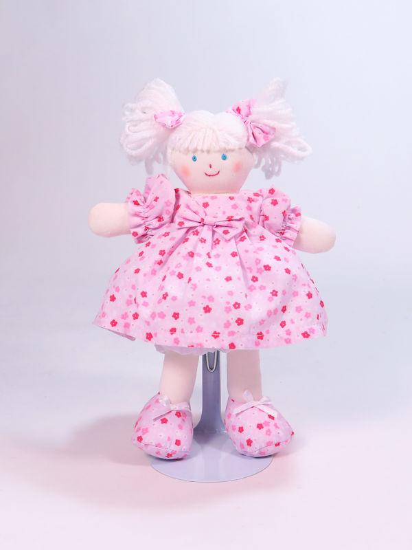Mini Mary Jane 21cm Rag Doll