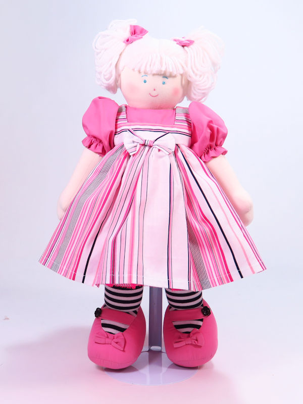 Phillippa 39cm Rag Doll