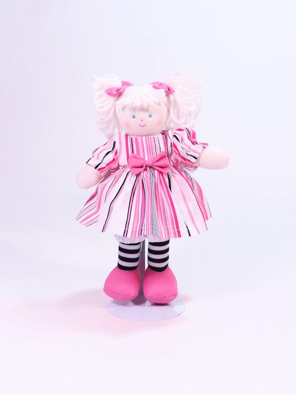 Mini Philly 21cm Rag Doll